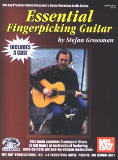 Stefan Grossman / Essential Fingerpicking Guitar