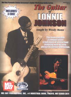 Woody Mann / The Guitar Of Lonnie Johnson