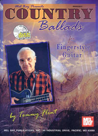 Tommy Frint / Country Ballads for Fingerstyle Guitar