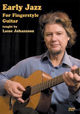 Lasse Johansson / Early Jazz for Fingerstyle Guitar
