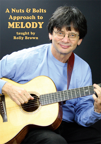 Rolly Brown / A Nuts and Bolts: Approah to MELODY