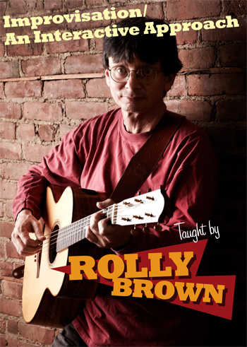 Rolly Brown / Improvisation - An Interactive Approach