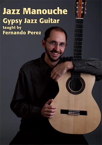 Fernando Perez / Jazz Manouche – Gypsy Jazz Guitar