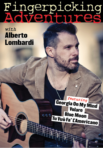 Fingerpicking Adventures with Alberto Lombard