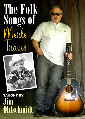Jim Ohlschmidt / The Folk Songs of Merle Travis