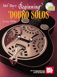 Stacy Phillips / Beginning Dobro Solos