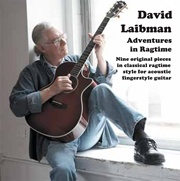 David Laibman / Adventures In Ragtime