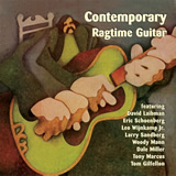 Contemporary Ragtime Guitar
