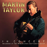 Martin Taylor / In Concert